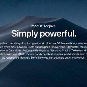 Lightroom and Photoshop Compatibility with macOS Mojave