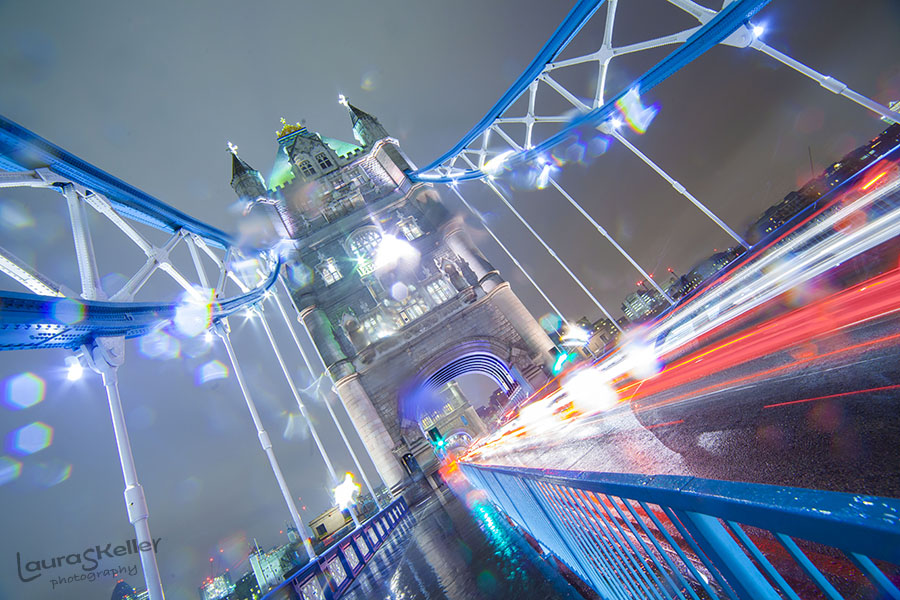 London Series: Tower Bridge at Night