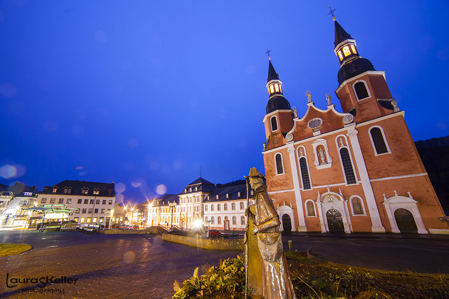 German Nights: Basilika in Prüm