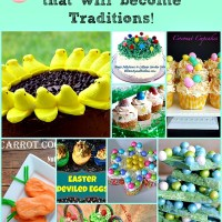 10 Easter Desserts that will become Traditions!