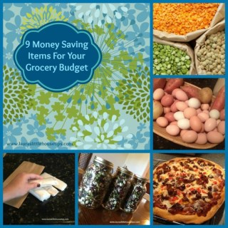 9 Must Have Items For Feeding Your Family Frugally