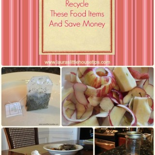 Recycle These 6 Food Items And Save Money