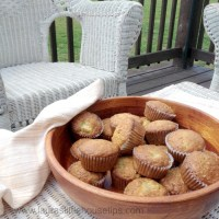 Banana Cashew Muffin Recipe