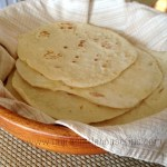Homemade Sourdough Tortillas Recipe