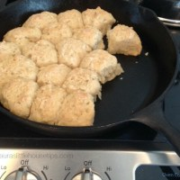 Easy Sourdough Biscuits Recipe