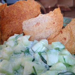 Cucumber Salsa Recipe