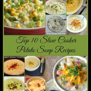 Top 10 Slow Cooker  Potato Soup Recipes