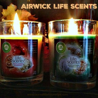 Making my Home for the Holidays w/ Air Wick Life Scents #SP