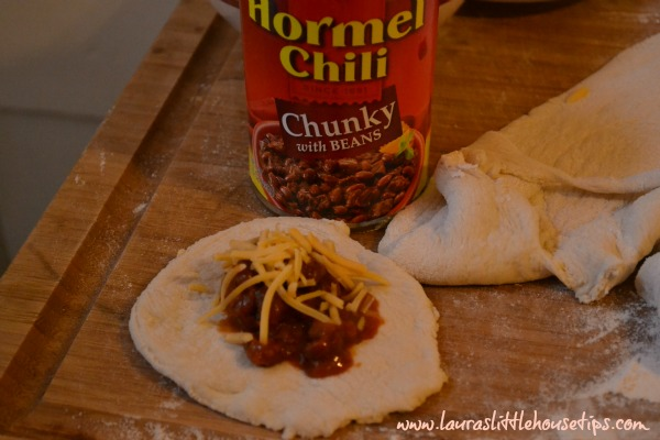 Baked Chili Cheese Bombs