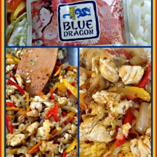 Make your own Asian Take Out Food in 8 minutes or Less! #EastMadeEasy