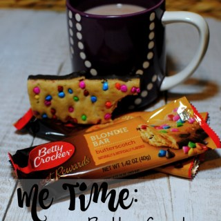 Me Time: With Betty Crocker Sweet Rewards