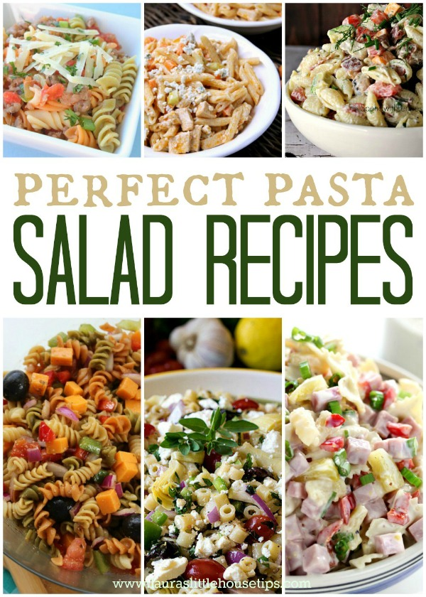 Perfect Pasta Salad Recipes