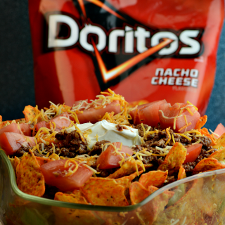 Doritos Taco Salad for a Crunchy Change