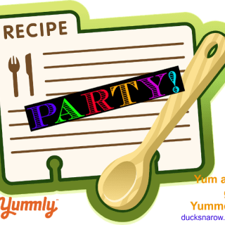Yum and Be Yummed Recipe Share Party!