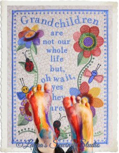 Our Whole Life Banner Series - Grandchildren