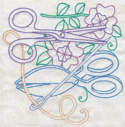 Sewing In Stitches - Snip N Stitch