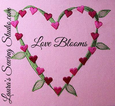 Love Blooms No. 9