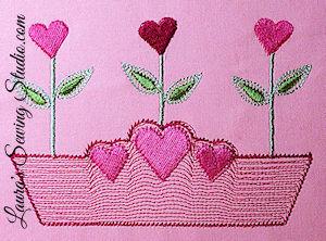 Love Blooms No. 10