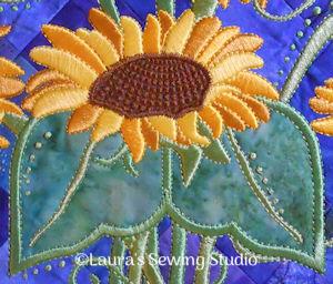 Summer's Gold Sunflowers No. 10