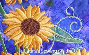 Summer's Gold Sunflowers No. 11