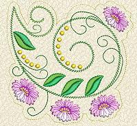 Delicate Florals No. 4