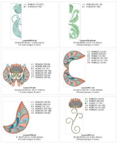 Fantastic Tulip Design Details, Page 3