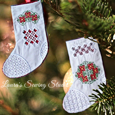 Hardanger Stockings