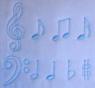 Music Quiltering #28