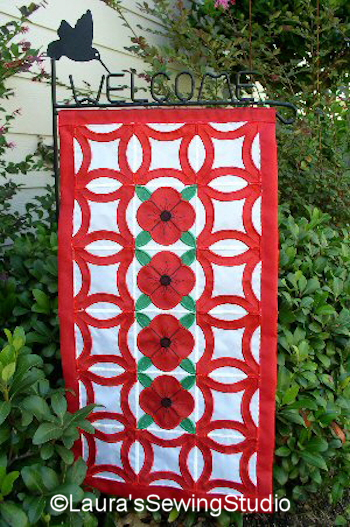 Christmas Themed Outdoor Quilts
