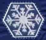 Photosnap Snowflake No. 10