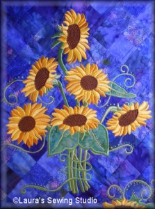 Lauras-Sewing-Studio-Summers-Gold-Sunflowers