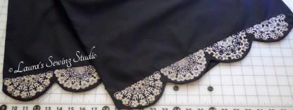 Kaleidoscope Petals No.1-4 As Pillowcase Borders