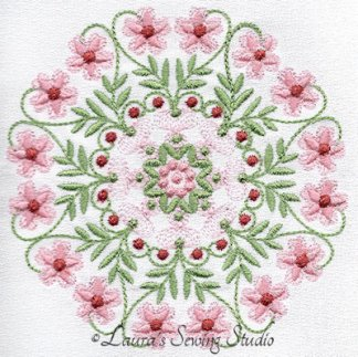 Kaleidoscope Petals No. 3