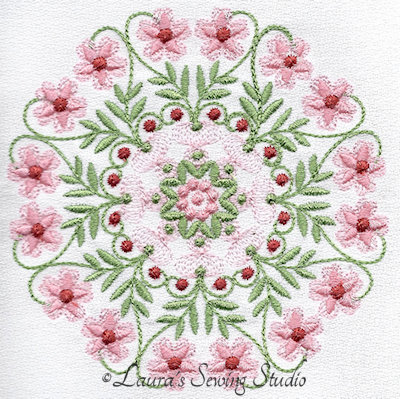 Kaleidoscope Petals No. 3