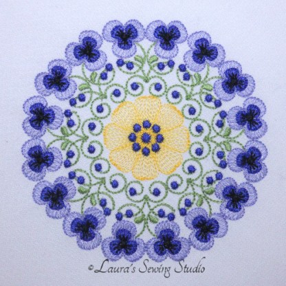 Kaleidoscope Petals No. 1