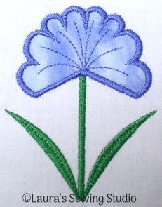 Simple Flowers No. 6