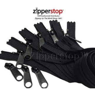 ZipperStop Double Slide Zipper #4.5