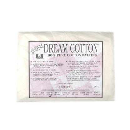 Quilters' Dream Cotton Batting