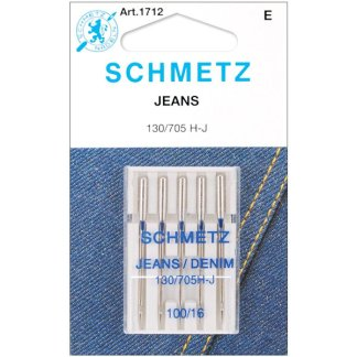 sewing machine needles, jeans needles