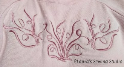 My Scribbles Sweater - Free Embroidery Designs - Large image