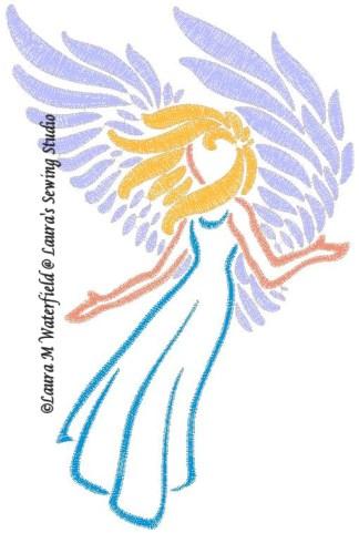 Angel Colors No. 3