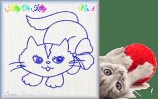 Kitty Oh Kitty No. 3