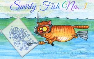 Swirly Fish No. 3