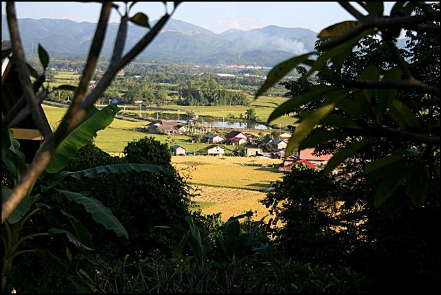 Northern Lao countryside
