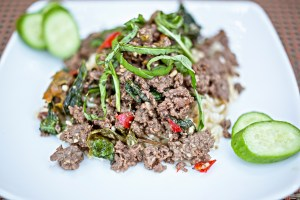 ground venison recipe