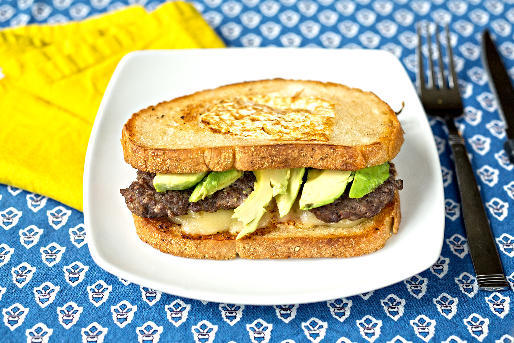 Hollywood Egg Sandwich