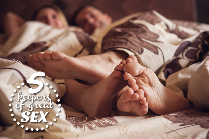 Five Keepers of Great Sex – Keep Proactive