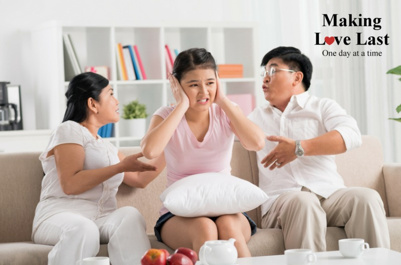 Parenting Battles – What To Do When You and Your Mate Don't Agree