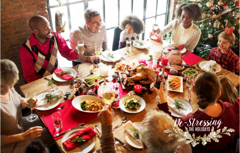 Home for the Holidays: Preparing Emotionally for the Family Visit