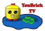 youbrick tv youtube lego laura tejerina